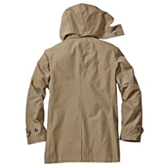 Eddie's Short Coat 019049: Saddle