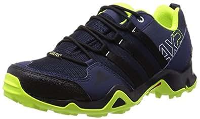 [アディダス] adidas トレッキング AX2 GTX B33915 B33915 (ナイトフラッシュ S15/コアブラック/ソーラーイエロー/32.0)