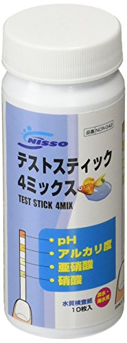 ニッソー テストスティック 4ミックス NCR-042