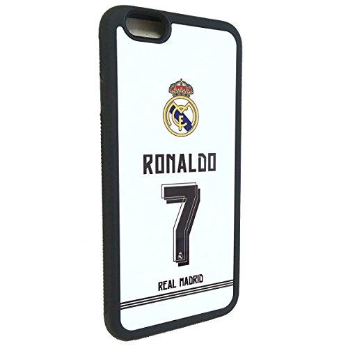 Real Madrid CF レアル・マドリード CR7 iPhoneケース 薄型・・・・