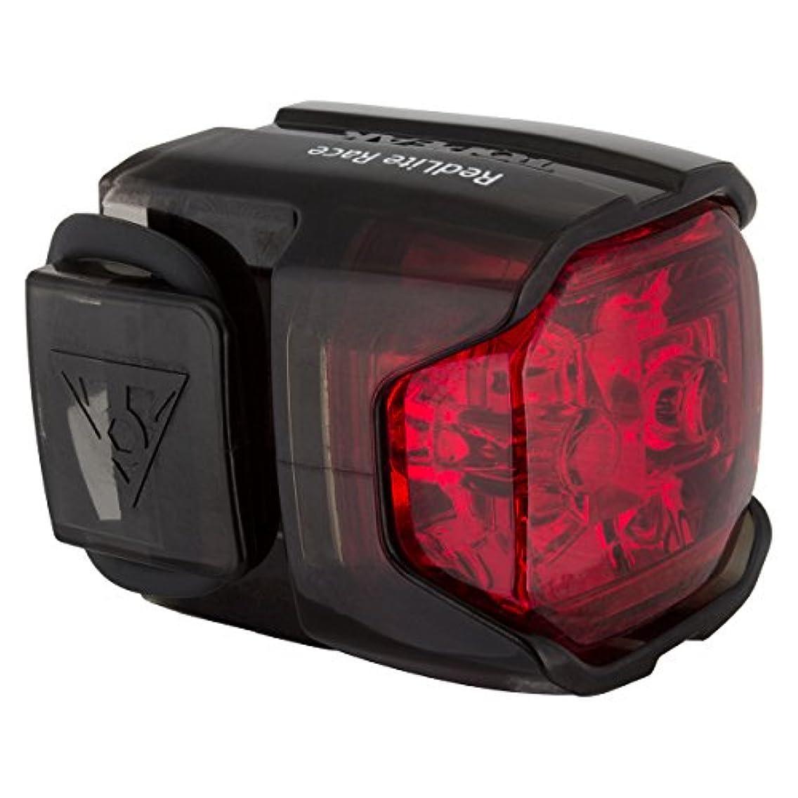 の中で拍車化合物Topeak RedLite Race Tail Light by Topeak