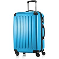"Hauptstadtkoffer Alex Luggage Suitcase Hardside Spinner Trolley Expandable 24"" TSA, Blue, 65 Centimeters"