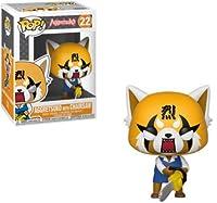 Funko - Figurine Aggrestsuko - Retsuko With Chainsaw Pop 10cm - 0889698375993