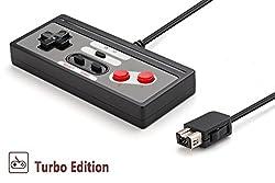 NESコントローラ Jelly Comb NES Classic Edition&Wii用ジョイスティックコントローラ  3M延長ケーブル付き