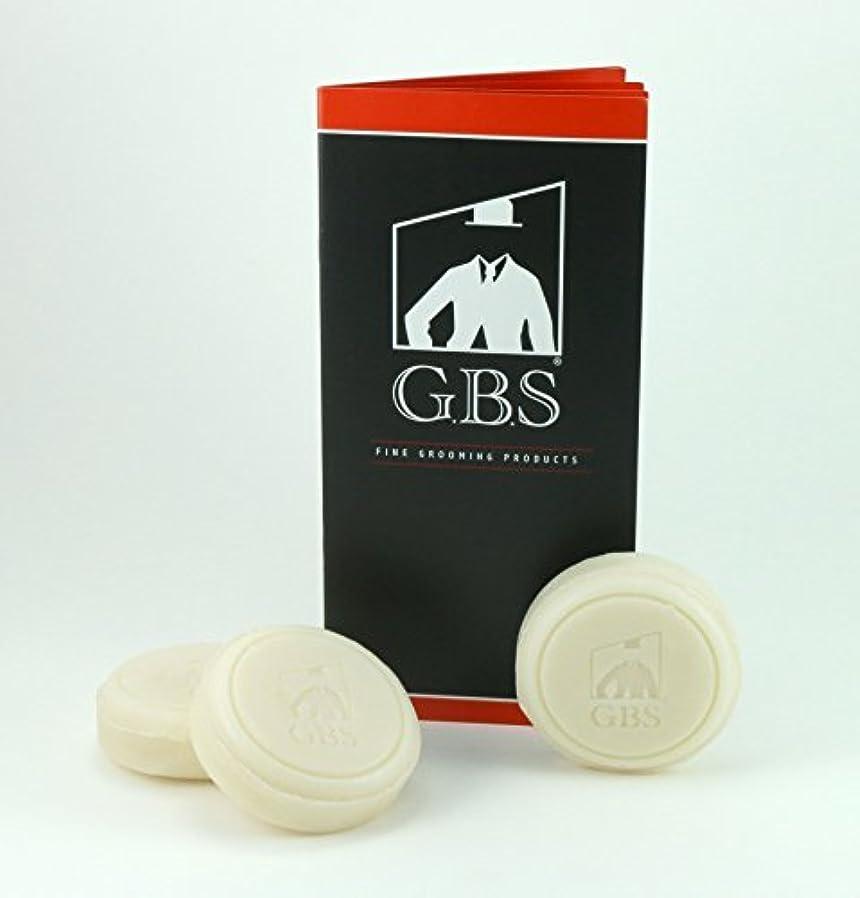 ヤング風景君主Ocean Driftwood 97% All Natural Shave Soap - GBS (3) [並行輸入品]