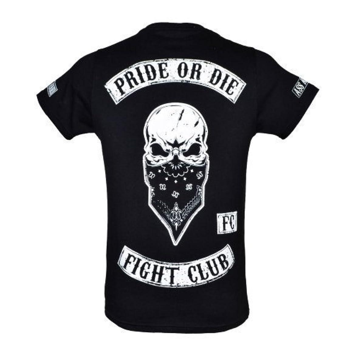 関連する有害などれでもプライド or ダイ ヴェノム MMA ブラック  ファイトクラブ  Tシャツ