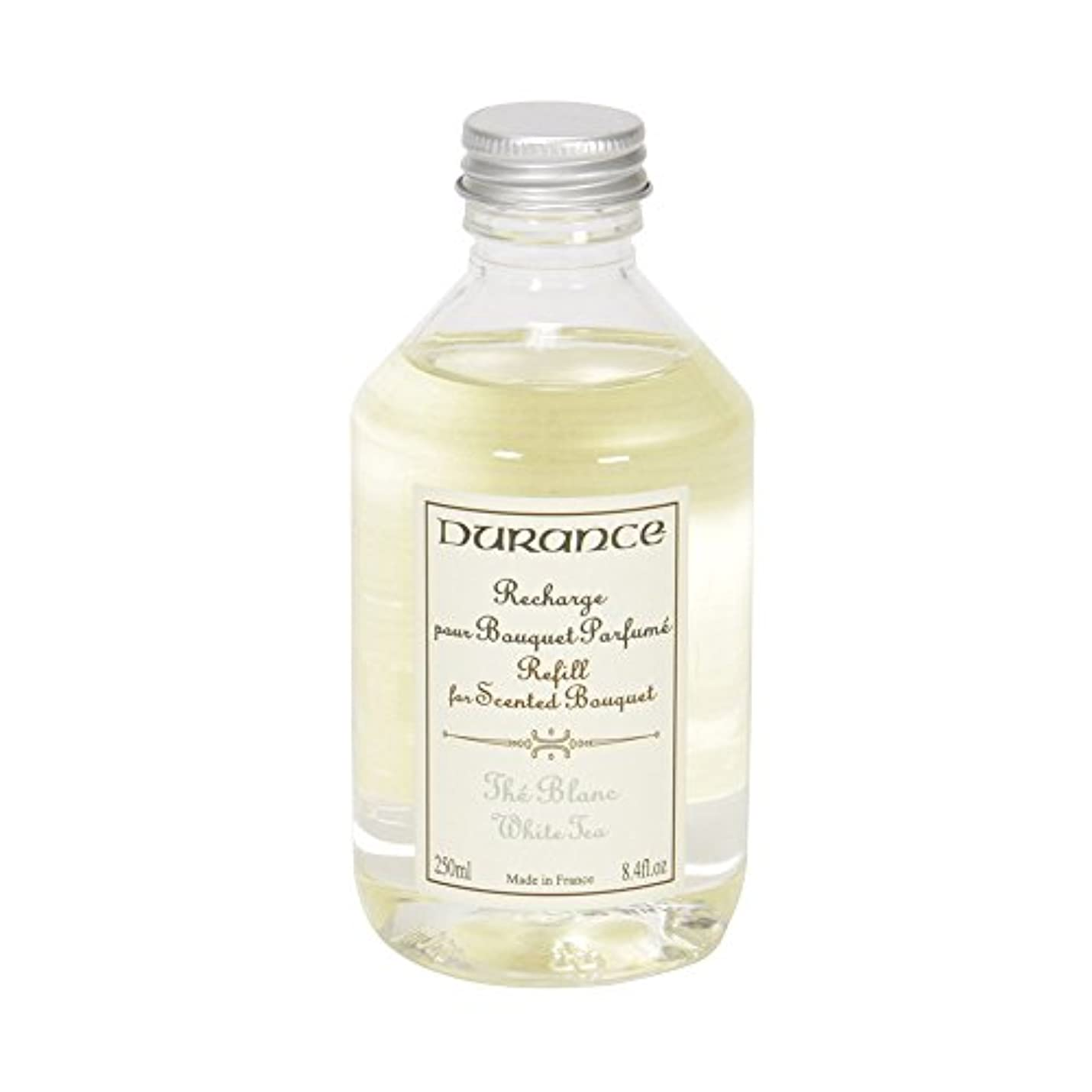理想的には理想的には立派な【DURANCE】[ デュランス ] スティック型芳香剤 フレグランスブーケ リフィル Scented Bouquet refill ホワイトティー 045518-9 フレグランス ブーケ [並行輸入品]