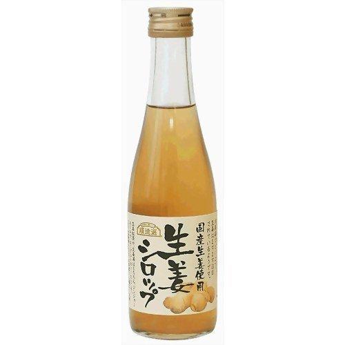 順造選 生姜シロップ 300ml