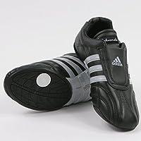 Adidas Adi–Luxeトレーニングレザーシューズ(ブラック, 12.5)