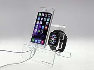 Apple Watch/iPhone 充電スタンド