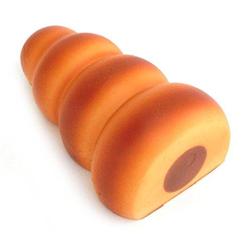 マザーガーデン おままごと やわらか パン チョココロネ 14599647