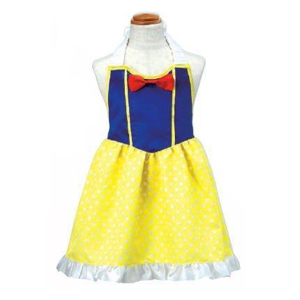 ハロウィン 衣装 白雪姫 キッズ 子供用 プリンセスエプロン...