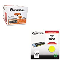 kitivr86002unv21200–Valueキット–Innovera 86002互換( ivr86002)とユニバーサルコピー用紙( unv21200)