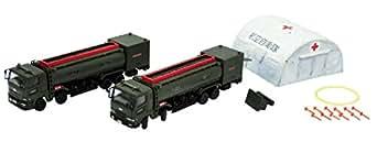 トミーテック 技MIX 技AC922 航空装備品2 空自 燃料給油車セット
