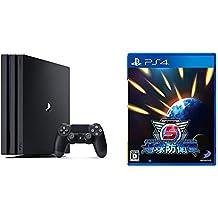 PlayStation 4 Pro ジェット・ブラック 1TB (CUH-7100BB01) + 地球防衛軍5 セット