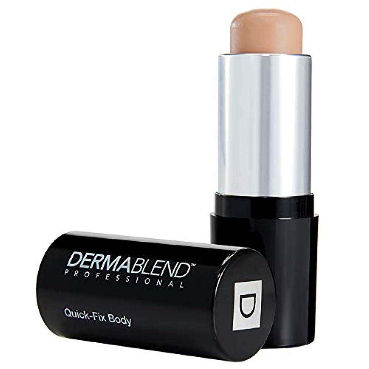 アラブ人より平らな容器Dermablend(ダーマブレンド) Quick Fix Body Full Coverage ファンデーション スティック - Sand 12g/0.42oz