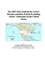 The 2007-2012 Outlook for Artists' Brushes and Hair Pencils Excluding Artists' Airbrushes in the United States
