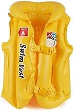 AMAA ライフジャケット 救命胴衣 フローティングベスト 子供用 スイムベスト 水着型 うきわ ジュニアフロー プール ビーチ 水泳