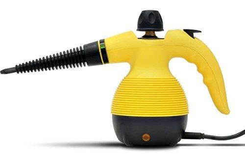 高温スチームクリーナー 高圧洗浄機 ハンディタイプ 軽量1k...