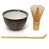 茶道抹茶陶瓷器茶碗竹茶スプーン抹茶お茶会ギフト日本の伝統的な茶道や日用品に適しています (山雲)