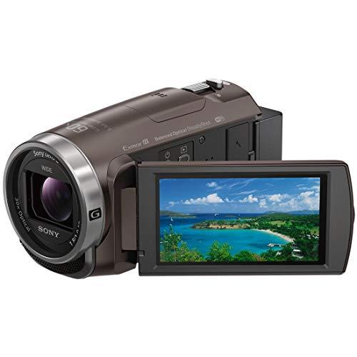 SONY ビデオカメラ B01N4ND7XU 1枚目