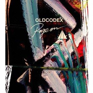 Rage on(初回限定盤)(DVD付) OLDCODEX ランティス