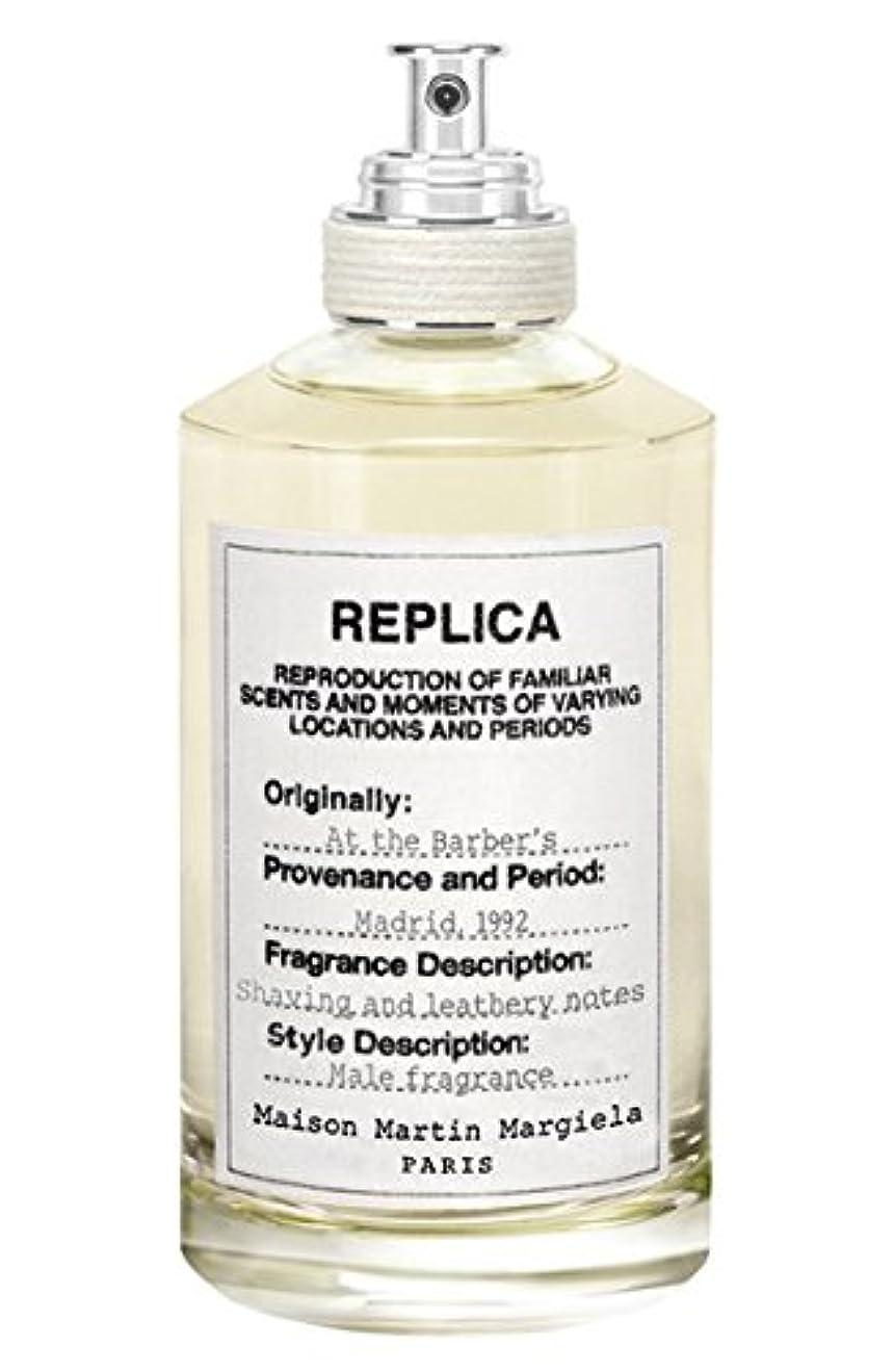 めまいが凍るファンドReplica - At the Barber's (レプリカ - アット ザ バーバーズ) 3.4 oz (100ml) Fragrance for Men