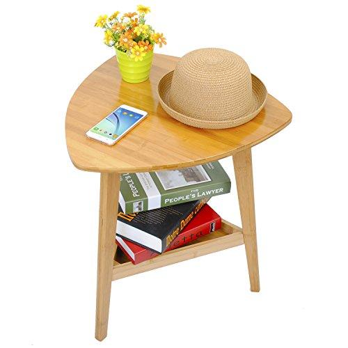 テーブル サイドテーブル 北欧風 木製 ソファ ベッド ナイトテーブル 収納付き オシャレデザイン ナチュラル