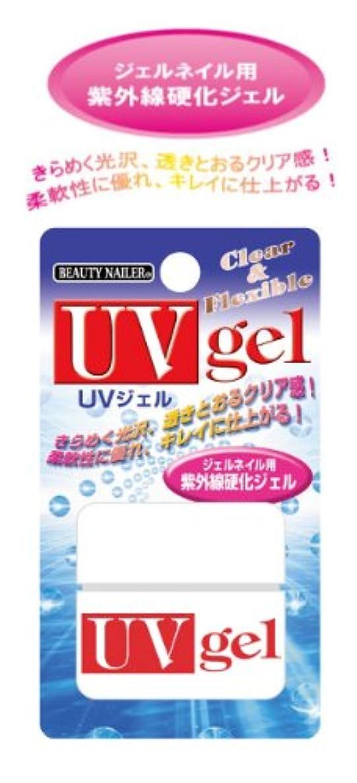 肉ブレーキエアコンビューティーネイラー UVジェル 15ml UJ-2 クリア