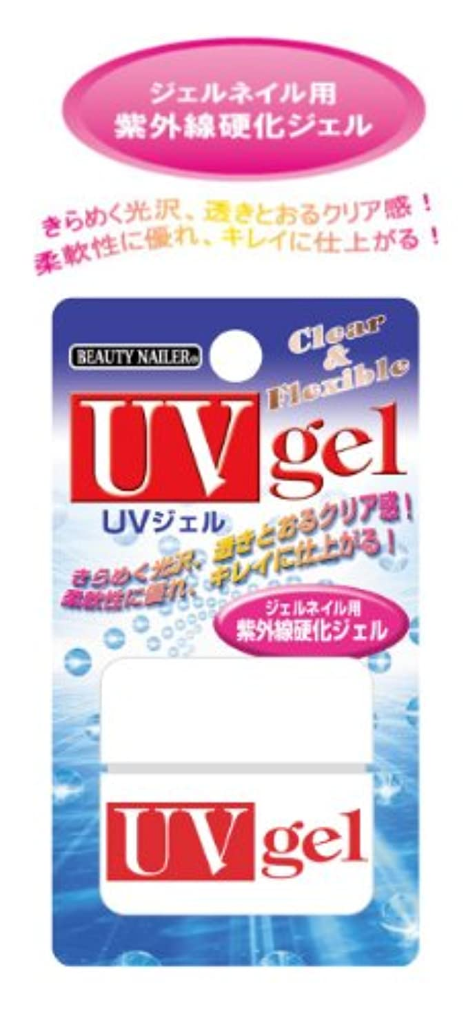サイドボード聖書ささいなビューティーネイラー UVジェル 15ml UJ-2 クリア