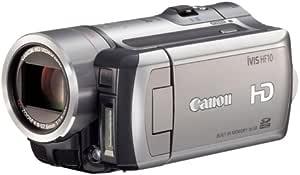 Canon フルハイビジョンビデオカメラ iVIS (アイビス) HF10 iVIS HF10 (内蔵メモリ16GB+SDカード)