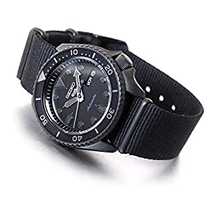 [セイコー]SEIKO 5 SPORTS 自動巻き メカニカル 流通限定モデル 腕時計 メンズ セイコーファイブ ストリート Street SBSA025