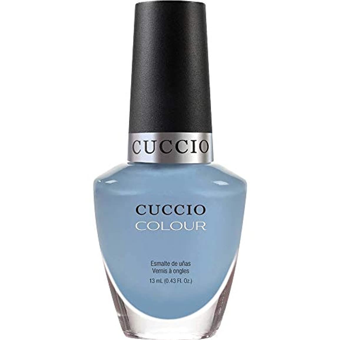 創造レディ人間Cuccio Colour Gloss Lacquer - All Tide Up! - 0.43oz / 13ml