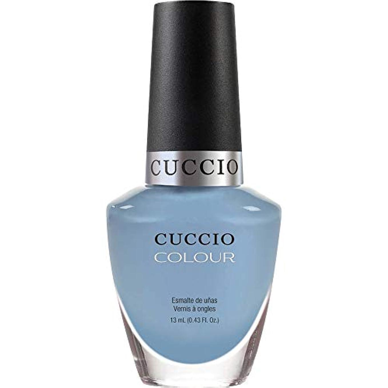 パシフィック保護宝石Cuccio Colour Gloss Lacquer - All Tide Up! - 0.43oz / 13ml