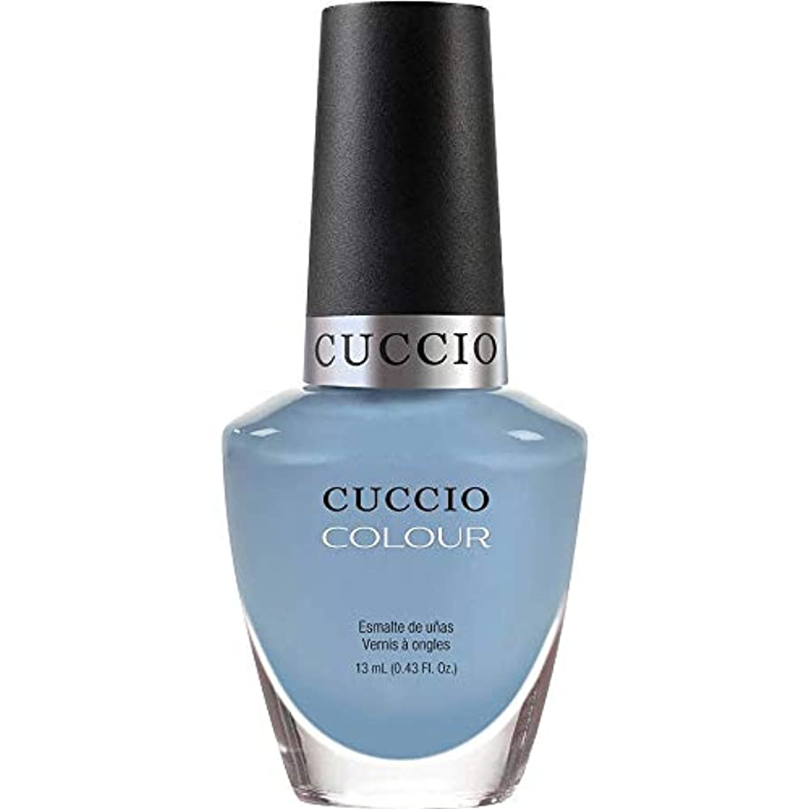 害虫魅惑的な日記Cuccio Colour Gloss Lacquer - All Tide Up! - 0.43oz / 13ml