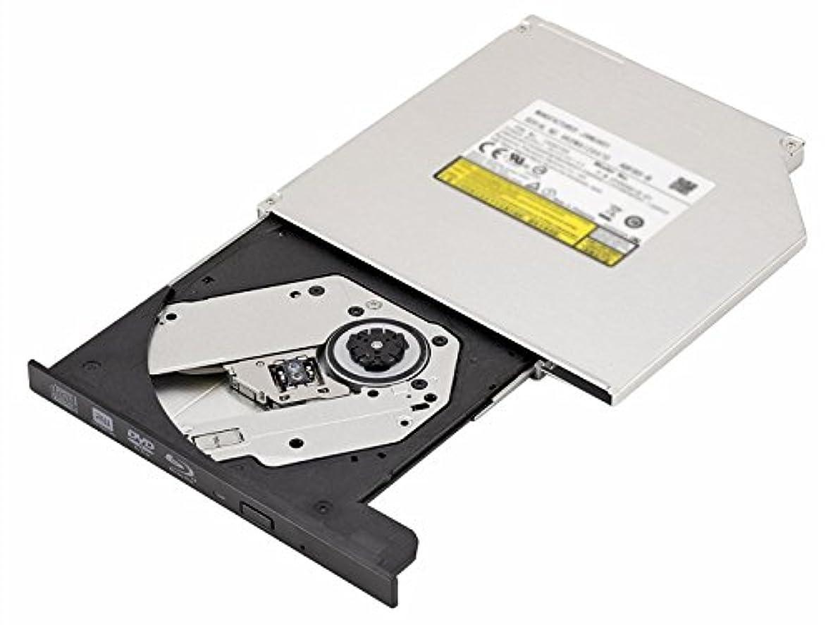 才能予見する感情OSGEAR 9.5mm SATA 内藏 ブルーレイ書き込み 読み込み く Blu-Ray BD DVD CD RW 内建 ドライブ DVD プレイヤー ポータブルドライブ てトレイ式 ノートパソコン光を放つ