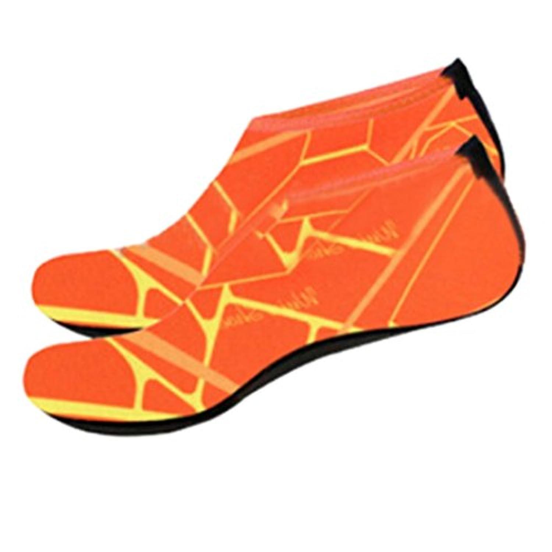 brilliantllcユニセックスサーフビーチSnorkelingスポーツ水泳ダイビングソックススキンウォーキング靴