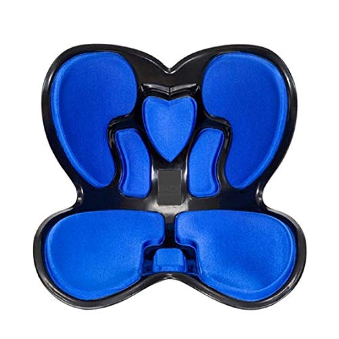 チートポーク効果的【★ 特典1年間 保証 & 特別製腰サポートベルト付き ★】【★ 座るだけで 姿勢 サポート 座椅子 です★】 骨盤 を 正しい 形に サポート します!身体的負担も軽く。 腰 痛 も改善。座布団 として使えます。チェア...