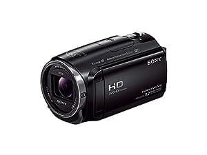 SONY HDビデオカメラ Handycam HDR-CX670 ブラック 光学30倍 HDR-CX670-B