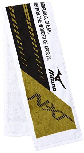 (ミズノ)MIZUNO トレーニングウェア N-XT マフラータオル [ユニセックス] 32JY7104 01 ホワイト F