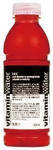 コカ・コーラ GLACEAU vitaminwater XXX 500ml×12本