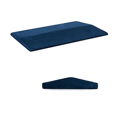 腰枕 QUETA ヘルスケア 低反発腰枕 腰痛対策 反り腰 平背 足のむくみ 妊娠 妊婦 安眠サポート 腰痛緩和 体圧分散 足枕 足腰枕 洗える