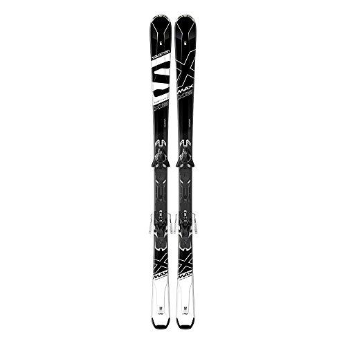 [해외]SALOMON (살로몬) 17-18 스키 세트 X-MAX X12 + XT12 Ti C9 165cm L39953400165/SALOMON (Salomon) 17-18 ski set X - MAX X 12 + XT 12 Ti C 9 165 cm L39953400165
