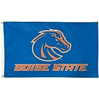 NCAAボイジー州立ブロンコス旗デラックス、3 x 5フィート