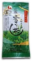 宮崎茶房(有機JAS認定、無農薬栽培)、釜炒り茶(上級) 緑茶100g、