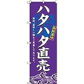 のぼり 3197 ハタハタ直売