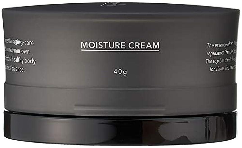 ドラム上へ玉F organics(エッフェオーガニック) モイスチャークリーム 40g