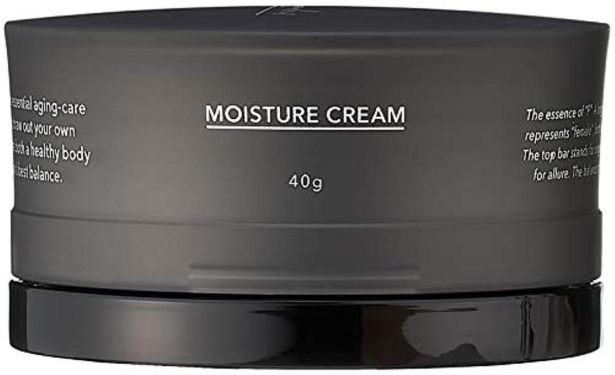 ソーセージチャレンジ好意的F organics(エッフェオーガニック) モイスチャークリーム 40g