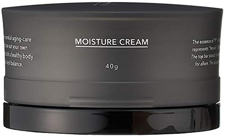 別々にタックルロマンチックF organics(エッフェオーガニック) モイスチャークリーム 40g