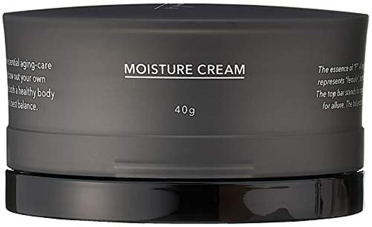 思いやりのある顎取り出すF organics(エッフェオーガニック) モイスチャークリーム 40g